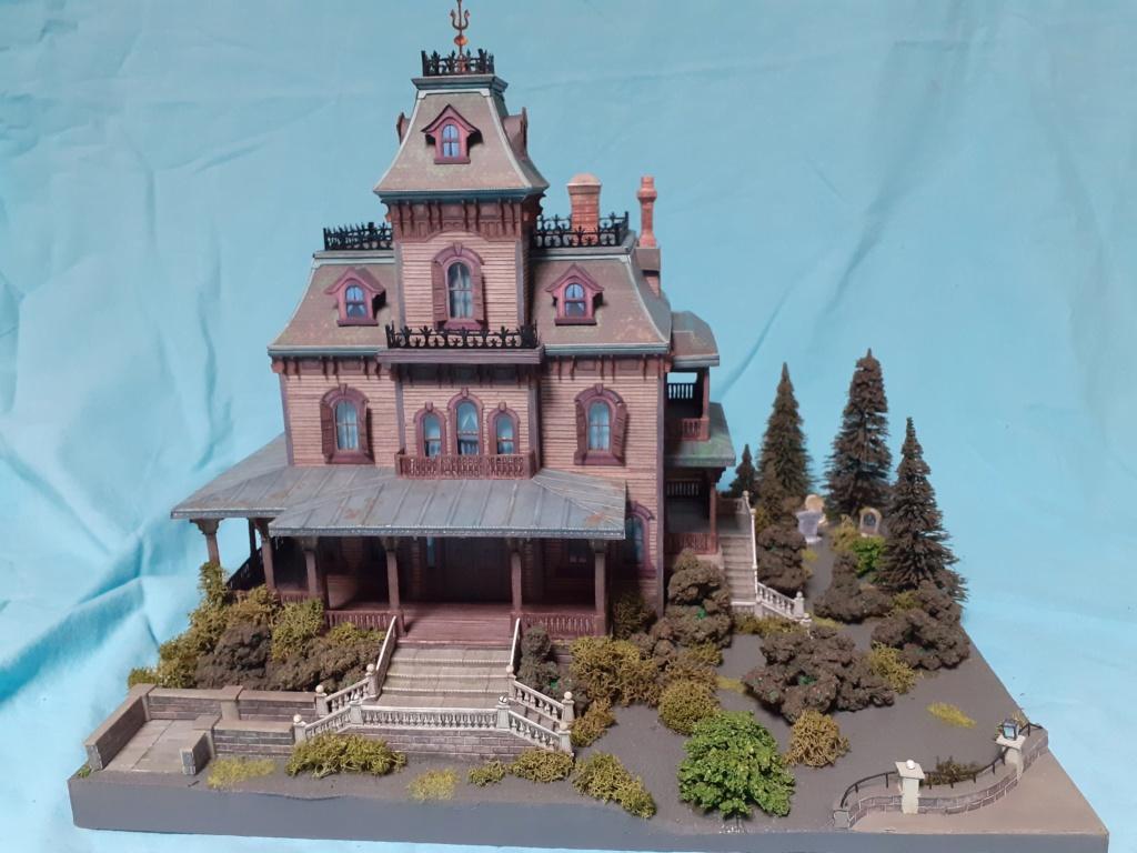 (maquette papier ) Phantom manor  FINI! - Page 3 20210411