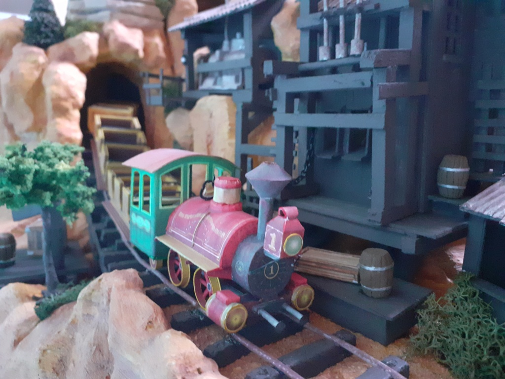 Mes miniatures Disneyland  20210425