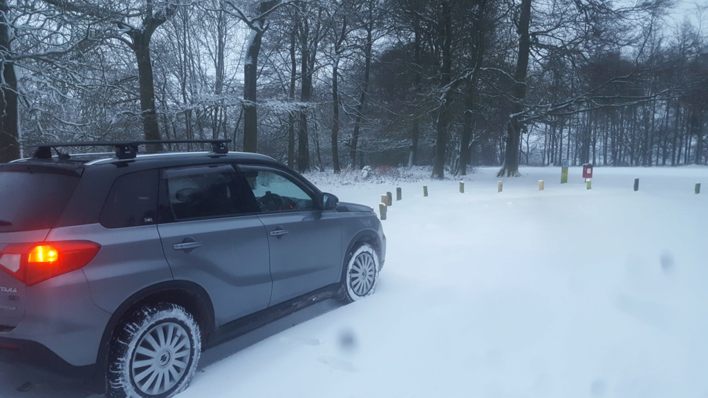 SNOW PICTURES........SHOW US YOUR VITARA! 20190212
