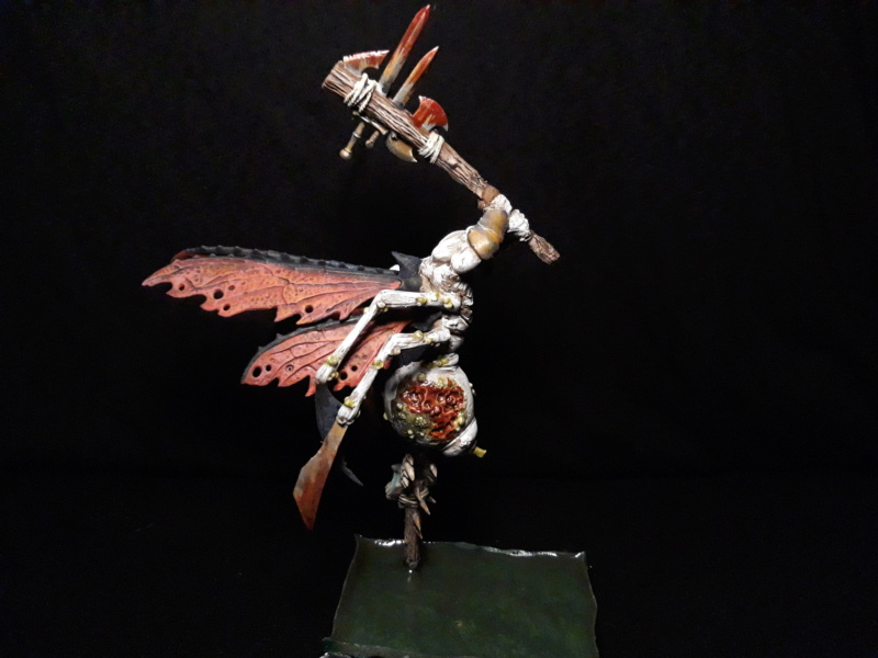 Warhammer-Comtes vampires-Goules-Jambes 6
