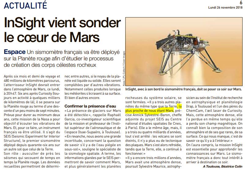 Spatial: les perles de la presse Mars10