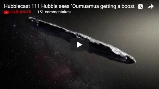 A/2017 U1 (Oumuamua) : un visiteur interstellaire ? - Page 2 Radus14