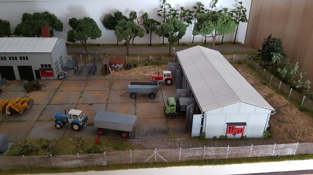 Bau von einem Wechseldio (DDR Landwirtschaft) D516