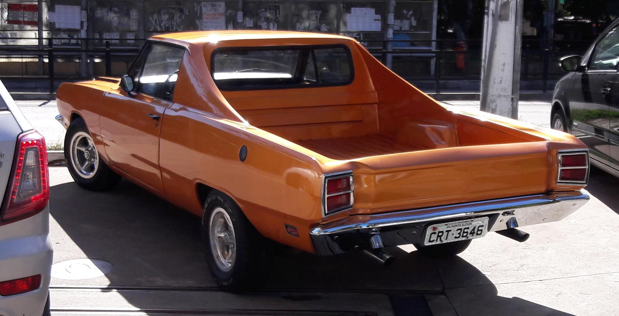 Dodge Charger pick up  Dodge13