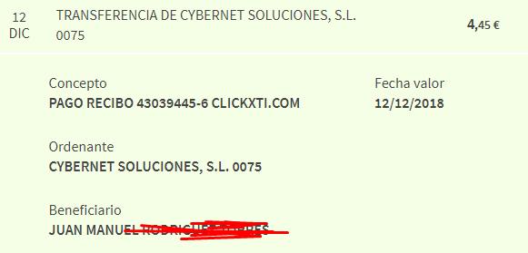 [PAGANDO] CLICKXTI - MAILS - Refback 80% - Rec. pago 3 - Página 4 Screen45