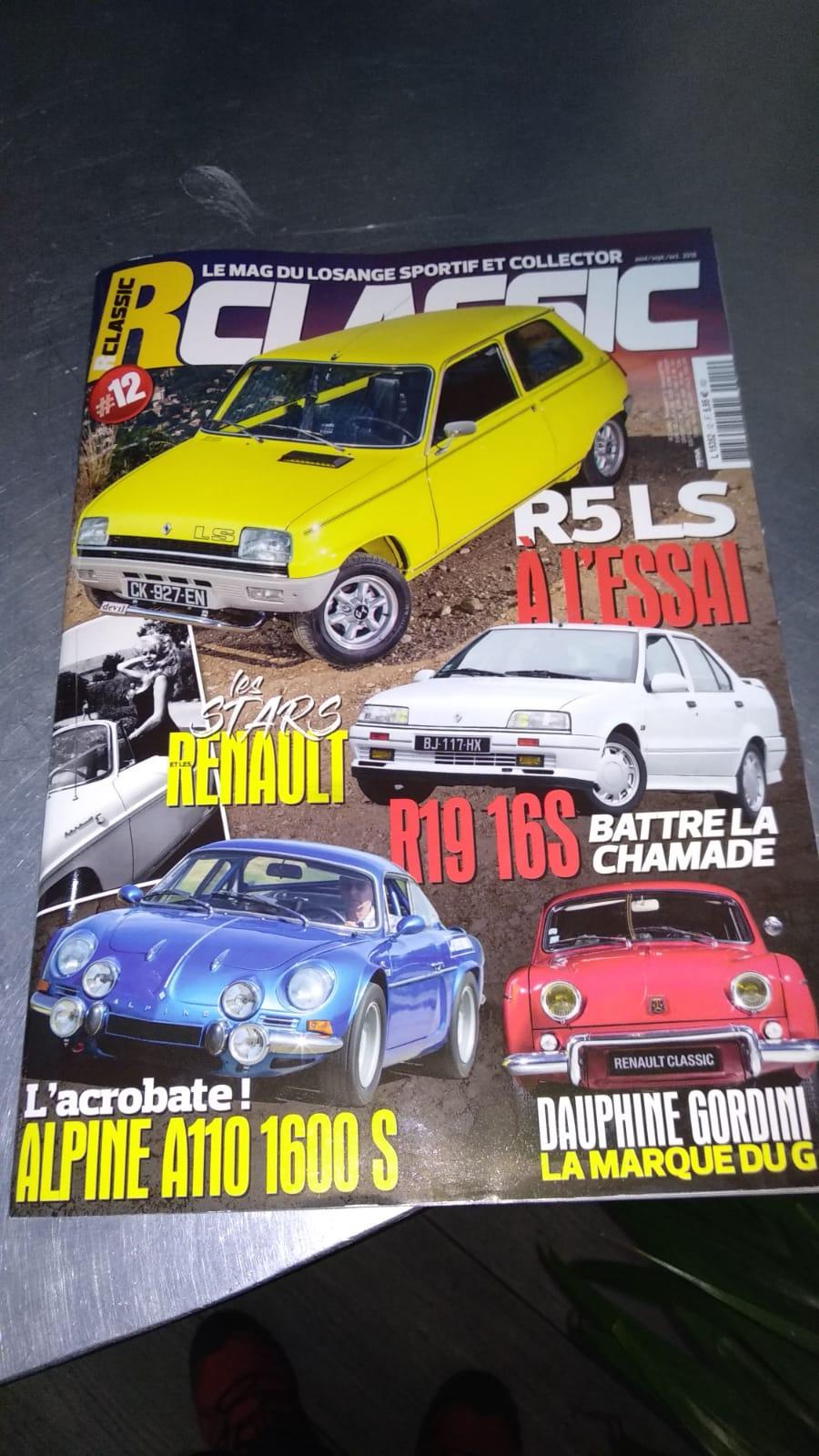 El Club, de nuevo en la revista francesa RCLASSIC Img-2011