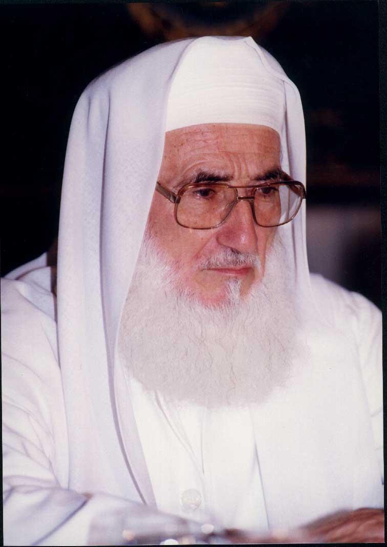 السيرة الذاتية للشيخ محمد علي الصابوني  Topnew10