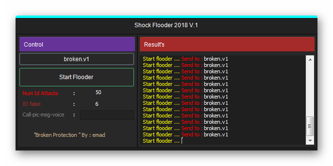 Shock Auto Add Flooder chat+ 2018 V.1 Ashamp14