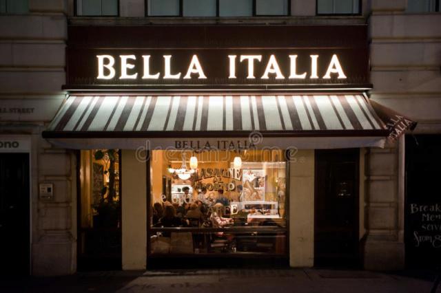 Restaurante Bella Italia - Zona Norte Bella_10