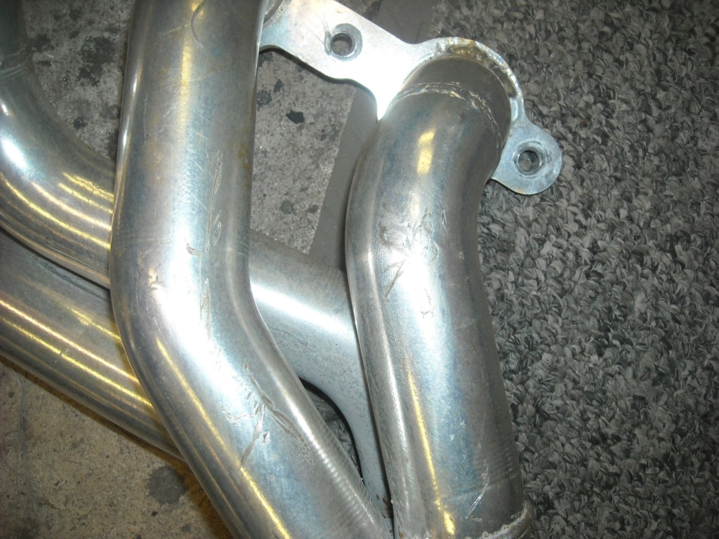 Hooker Super Competition Headers - 2472 - Coated - Chevy LS Small Blk Hooker11