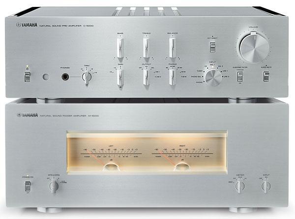 Amplificador de potencia / preamplificador Yamaha C-5000 / M-5000 920yam10