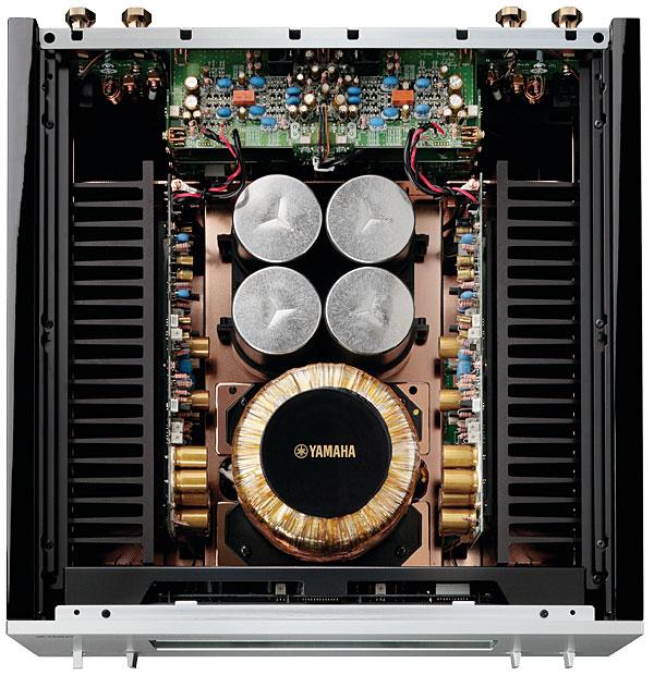 Amplificador de potencia / preamplificador Yamaha C-5000 / M-5000 920yam12