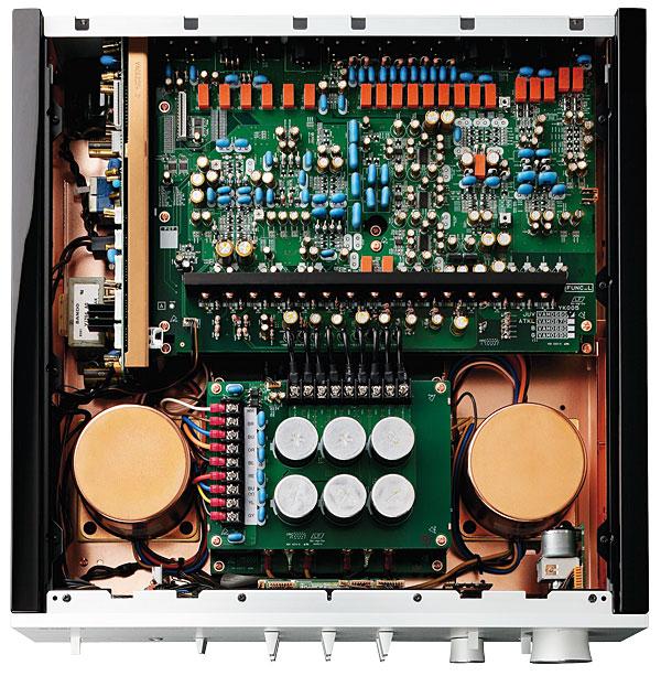 Amplificador de potencia / preamplificador Yamaha C-5000 / M-5000 920yam14