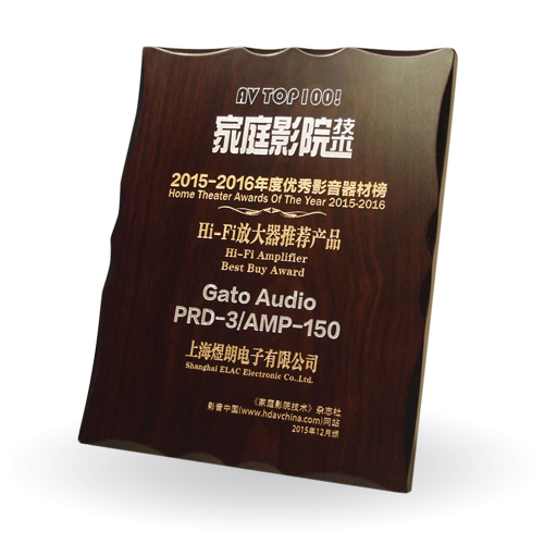 Gato amp-150 otro ganador Award_10