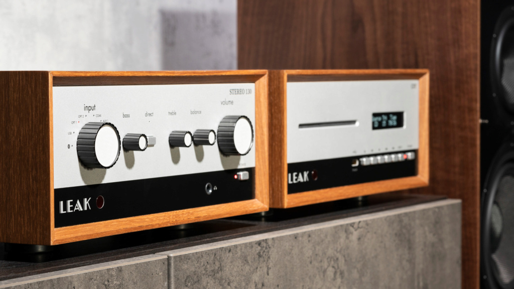 Leak está de vuelta: nuevos modelos Stereo 130 y CDT Leak_l10