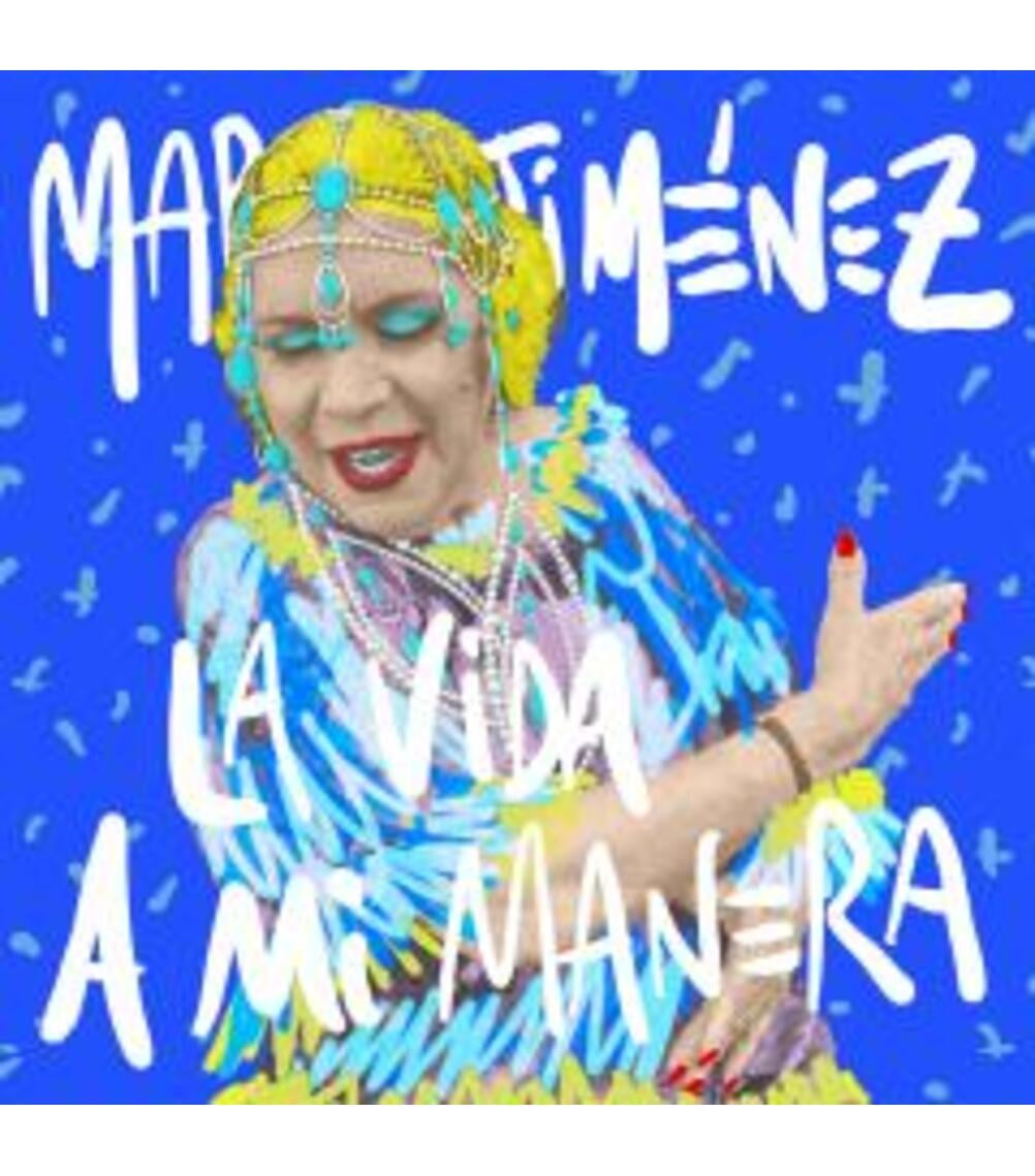 Discazo de María Jiménez Maria-11