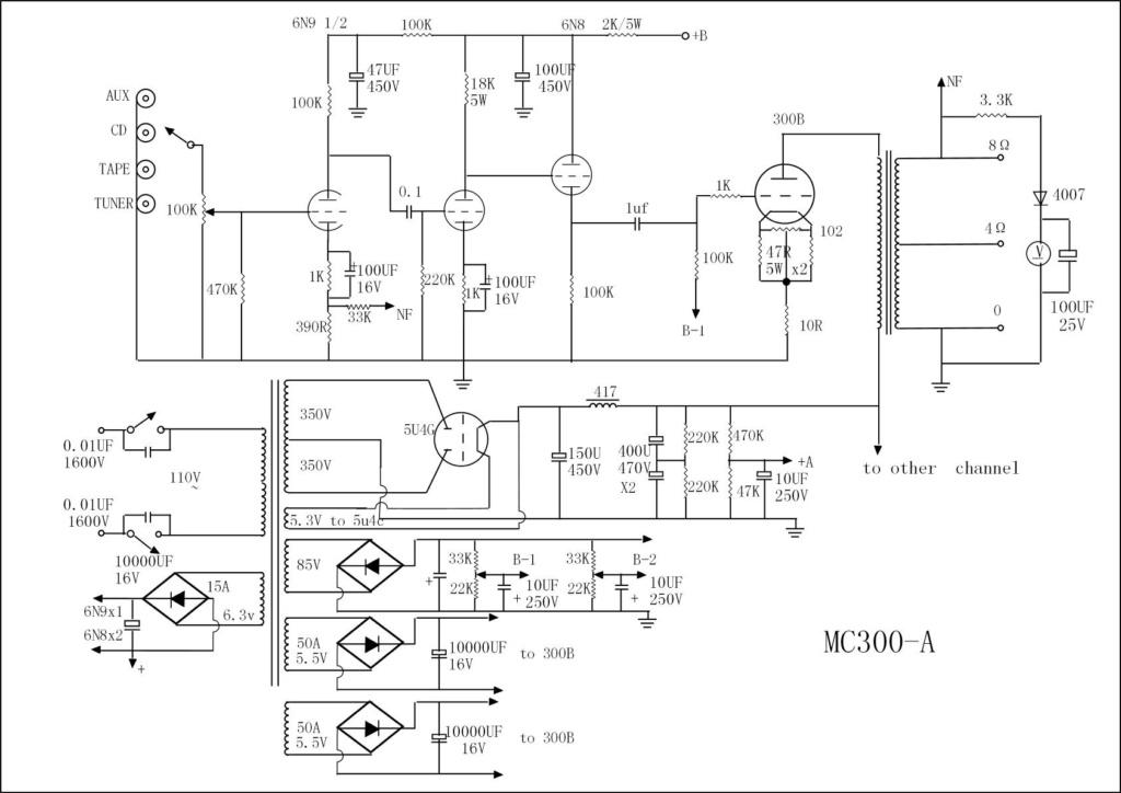 Como veis este esquema.300b - Página 6 Mc300-14