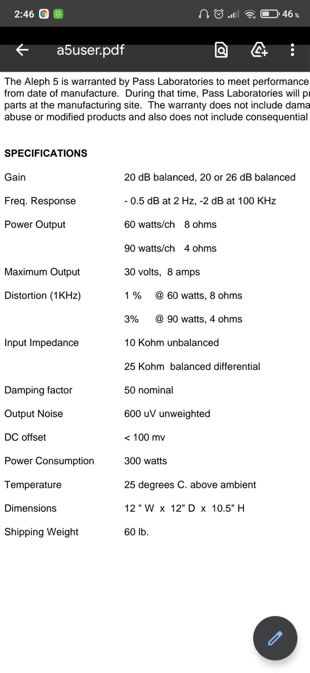 First Watt F5 - Página 3 Scree127