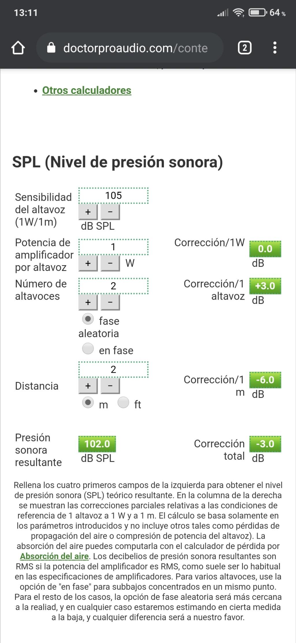 ELAC DEBUT B-6 CON VATIO Y MEDIO  Screen98