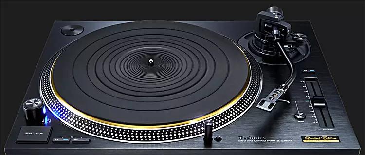 Tocadiscos de accionamiento directo Technics SL-1210GAE Techni12