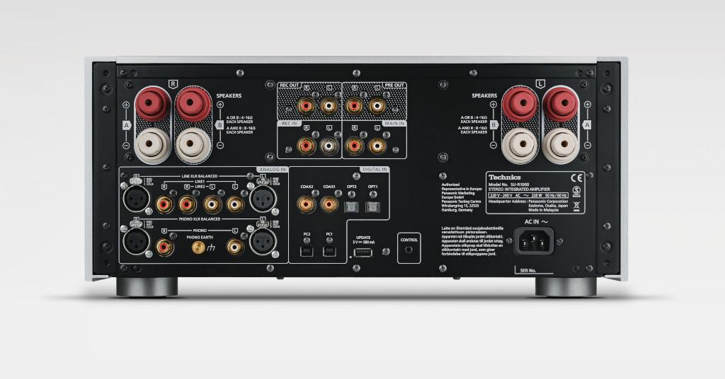 Technics SU-R1000 no se quiere quedar atrás 7500€ Techni13
