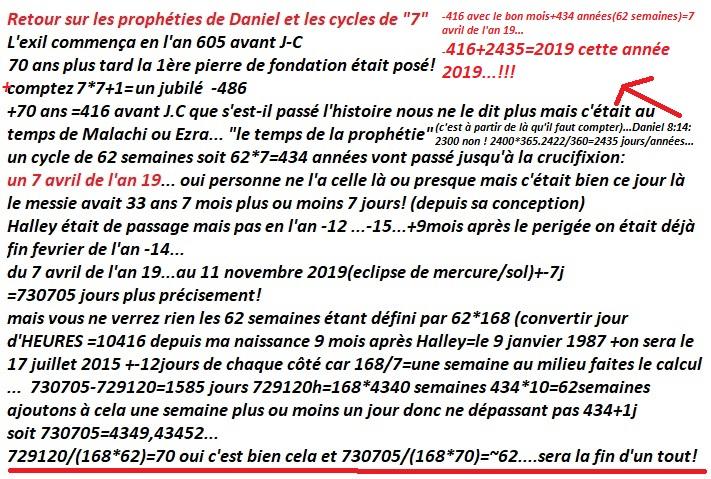 70 semanas de Daniel Daniel10