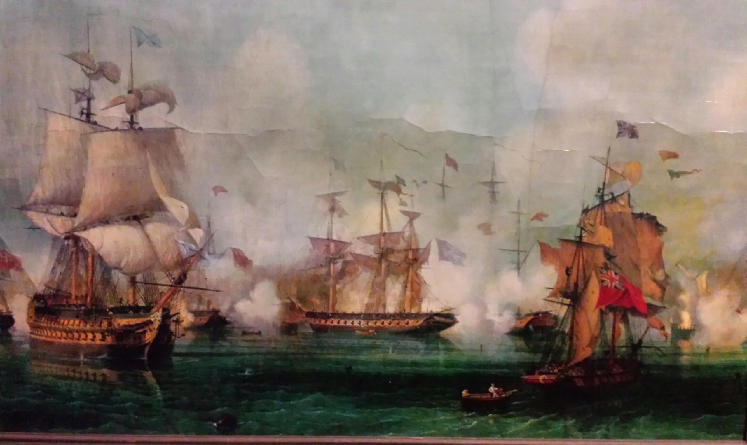 Marine française XIXème / Guerre d'Algérie 20170510