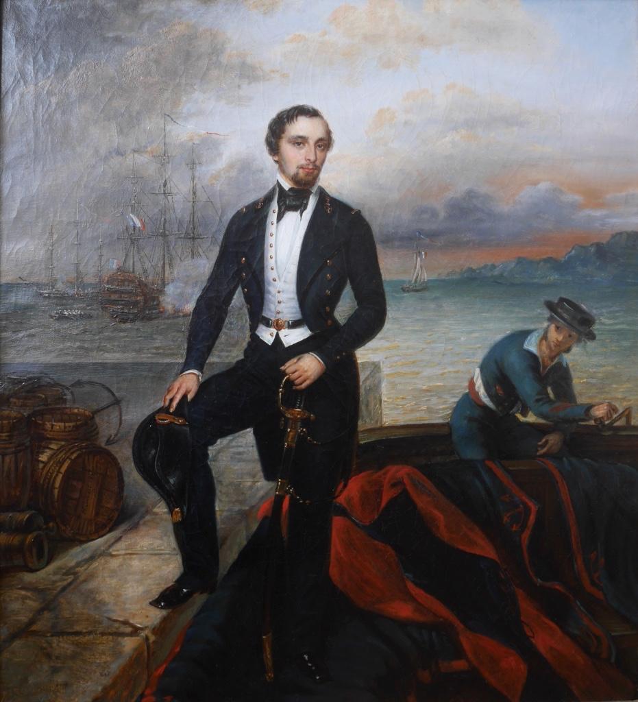 LES ÉVOLUTIONS DU SABRE D'OFFICIER DE MARINE FRANÇAIS DE 1837 À NOS JOURS - Page 3 29051010