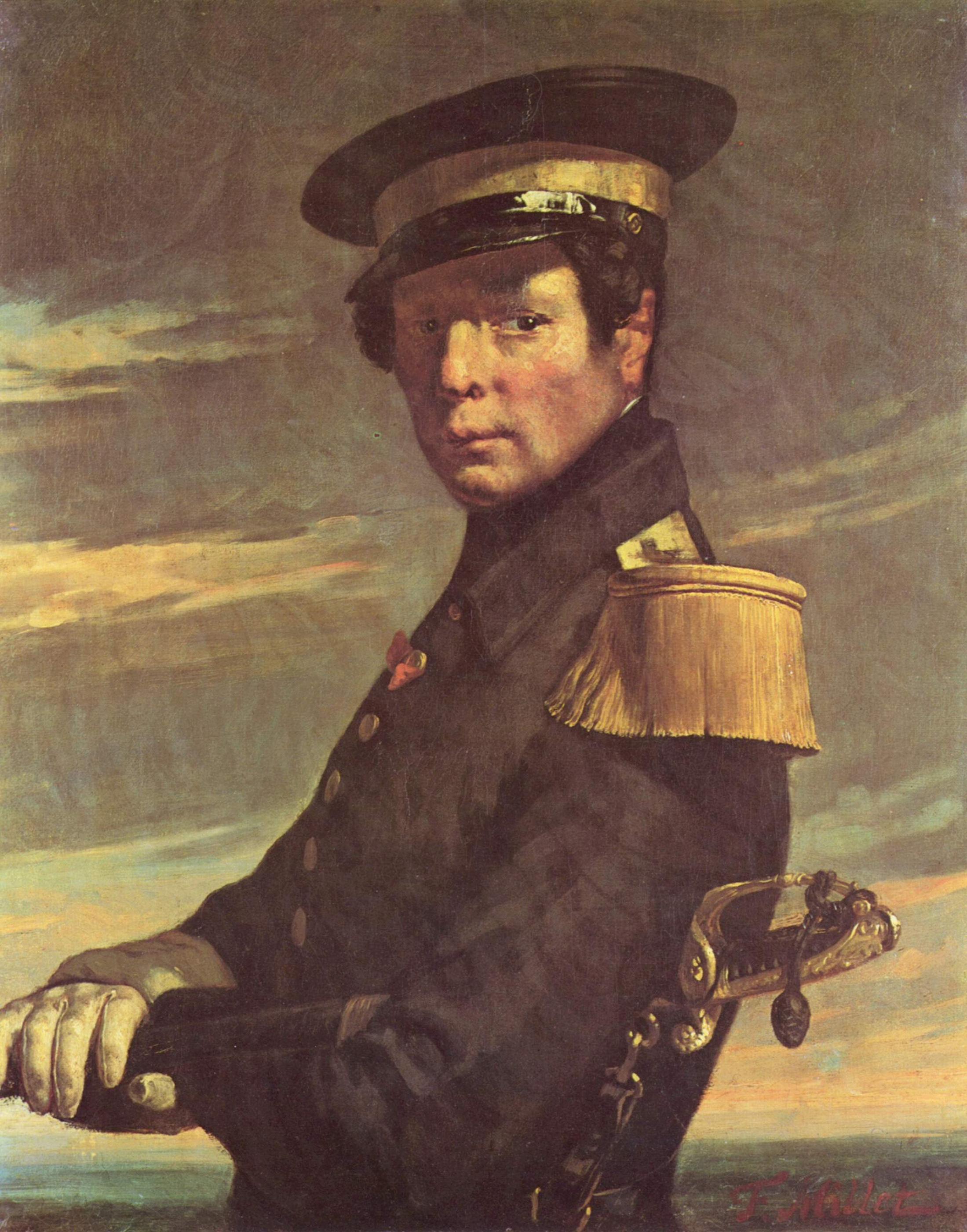 Dragonnes françaises - Officiers de marine de 1830 à 1940 64659410