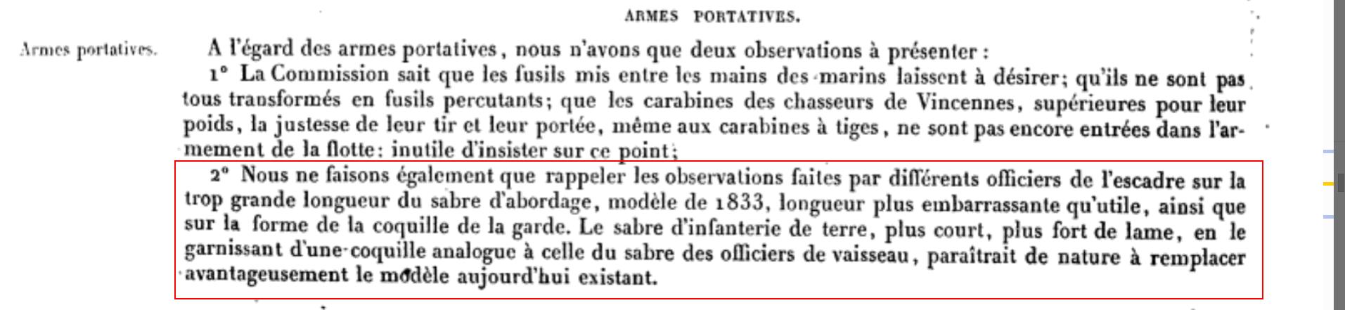 LES ÉVOLUTIONS DU SABRE D'OFFICIER DE MARINE FRANÇAIS DE 1837 À NOS JOURS - Page 7 Lame10