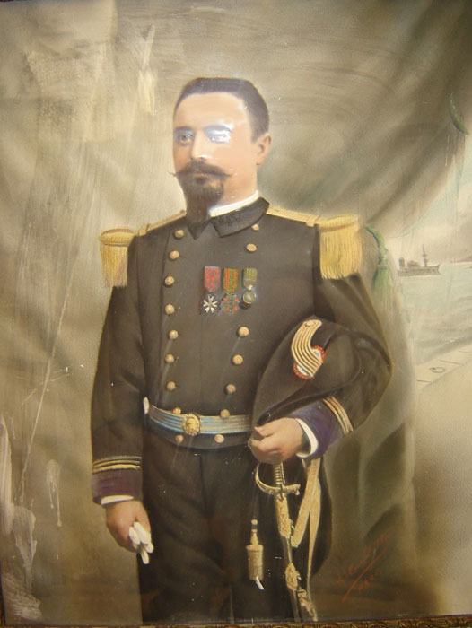 Sabre Officier Infanterie de Marine 1870/1882 - Page 2 Offici10