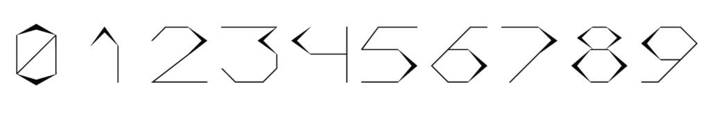 Numero y caracteres Numero10