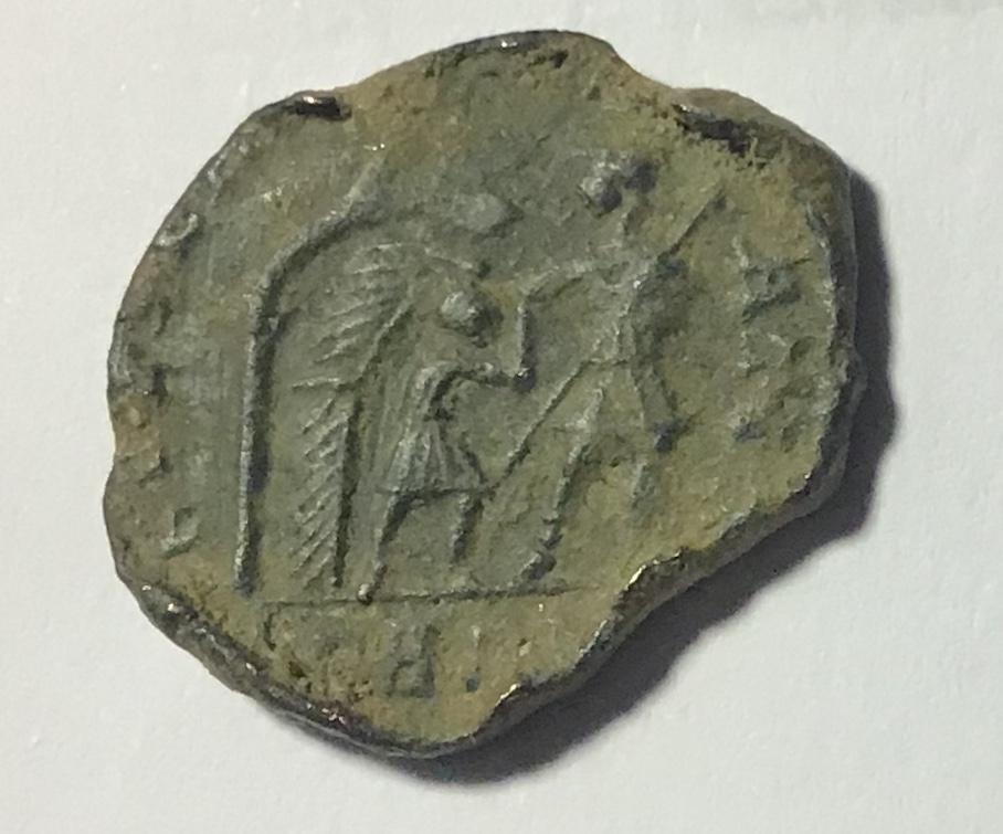 AE de Constante I. FEL TEMP REPAR-ATIO. Soldado avanzando a dcha. Arles. 8a916510