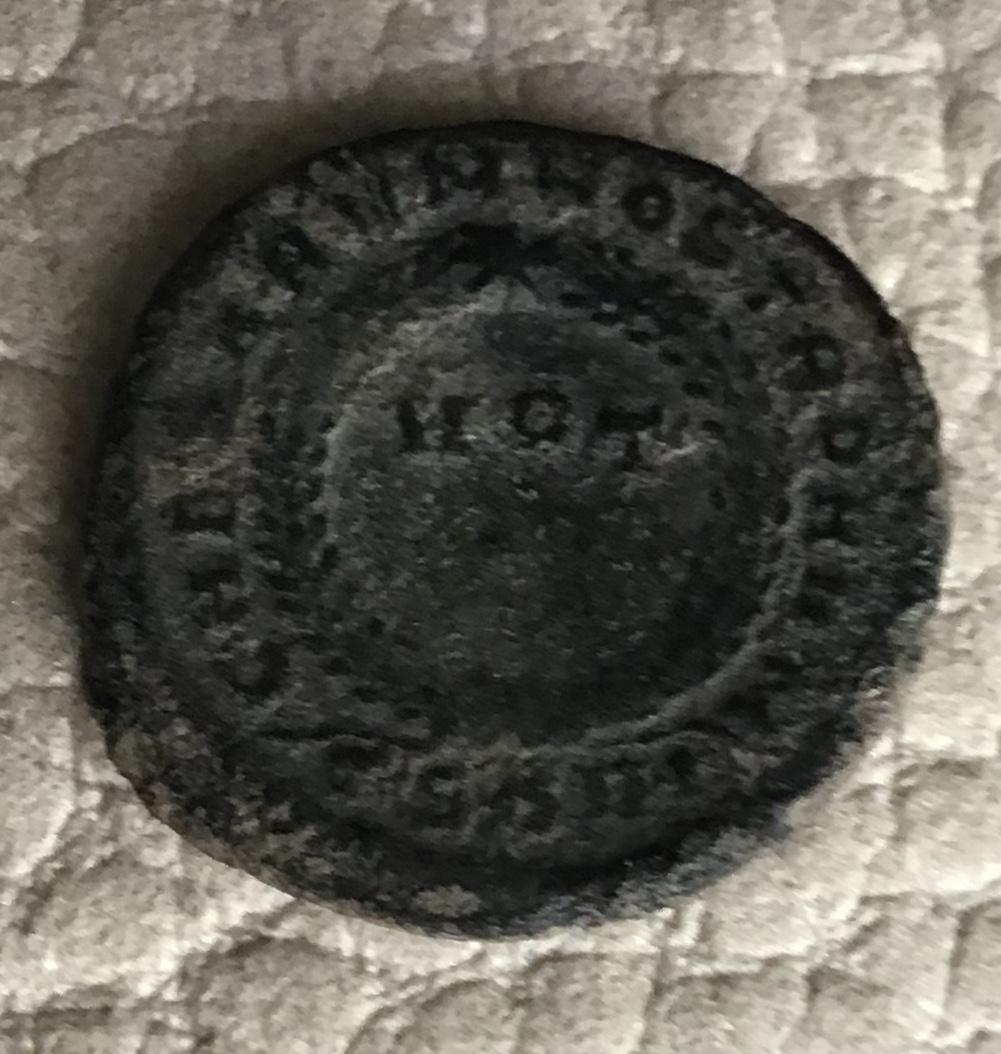 AE3 de Constantino II. CAESARVM NOSTRORVM - VOT / (V?, X?). Tesalónica. D65fb210