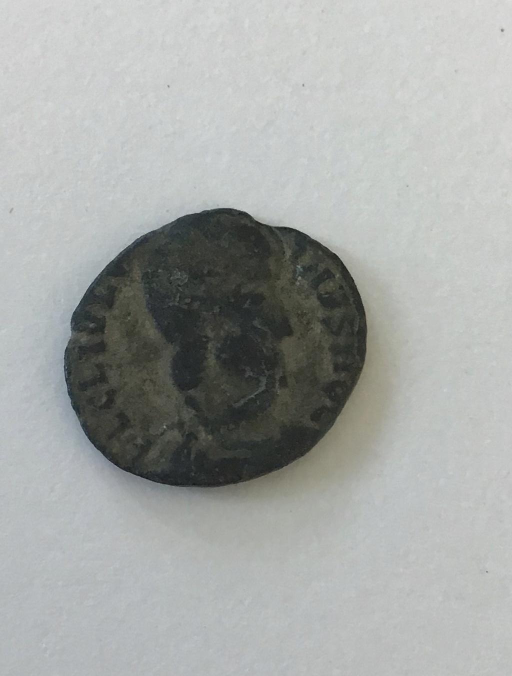 AE4 de Juliano II. FEL TEMP REPARATIO, Soldado alanceando a jinete caído. E6719310