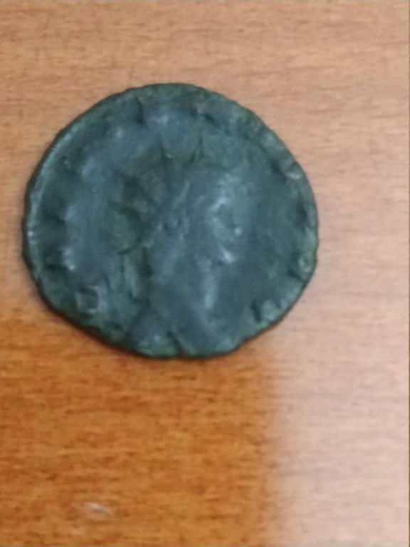 Antoniniano de Galieno. PAX AETERNA AVG. Paz estante a izq. Roma Img_2095