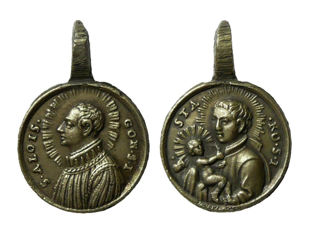 San Luis Gonzaga / San Estanislao de Kostka, (R.M. SXVIII-C185) 210