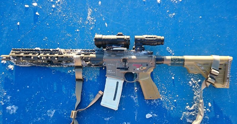 Heckler & Koch Автоматски пушки 416, 417, G28, M27 IAR, G36 - Page 38 Hk416-12