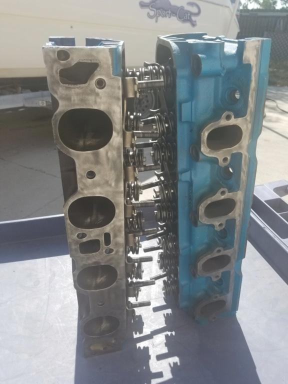 1970's 429 CJ Iron Heads For Sale 20190813