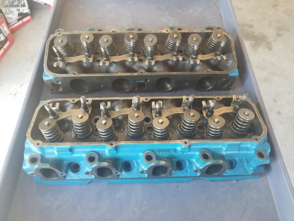 1970's 429 CJ Iron Heads For Sale 20190814