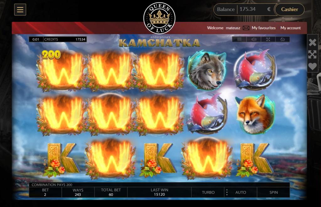 Queen of luck Casino - darmowe promocje Aot10