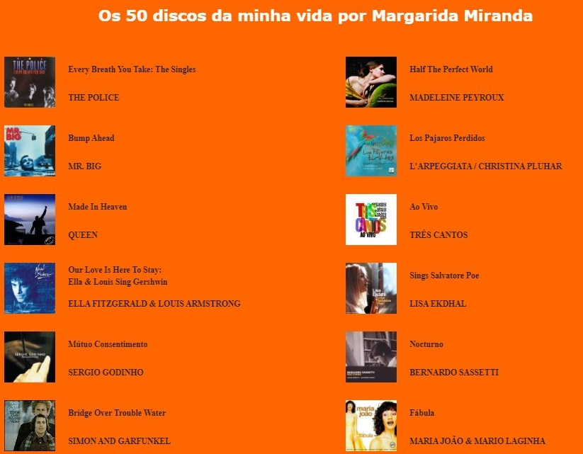 M A U Lista110