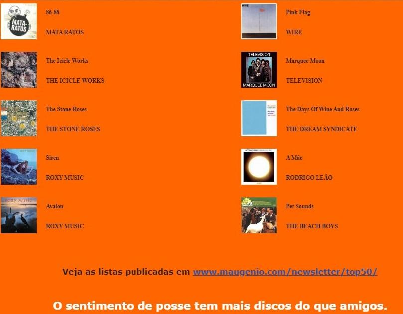 M A U Lista121