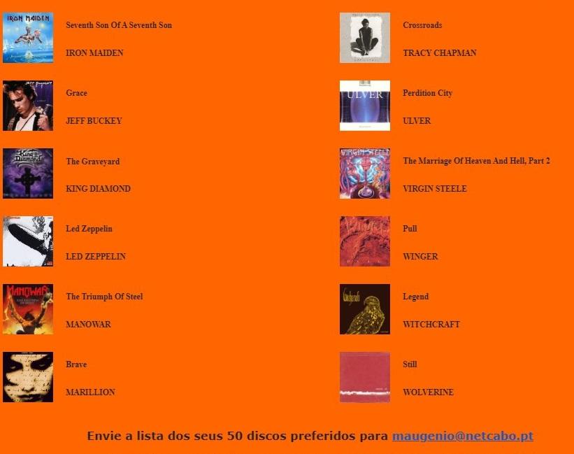M A U - Página 2 Lista202
