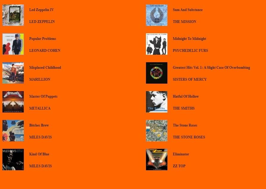 M A U - Página 2 Lista206