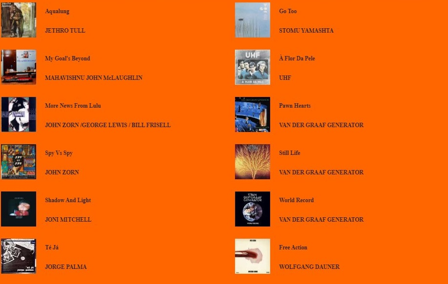 M A U - Página 3 Lista267