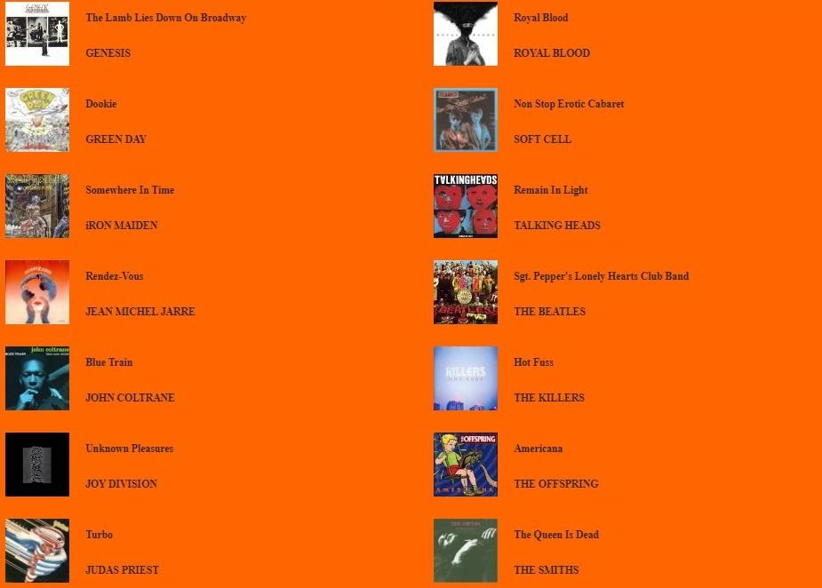 M A U - Página 3 Lista297