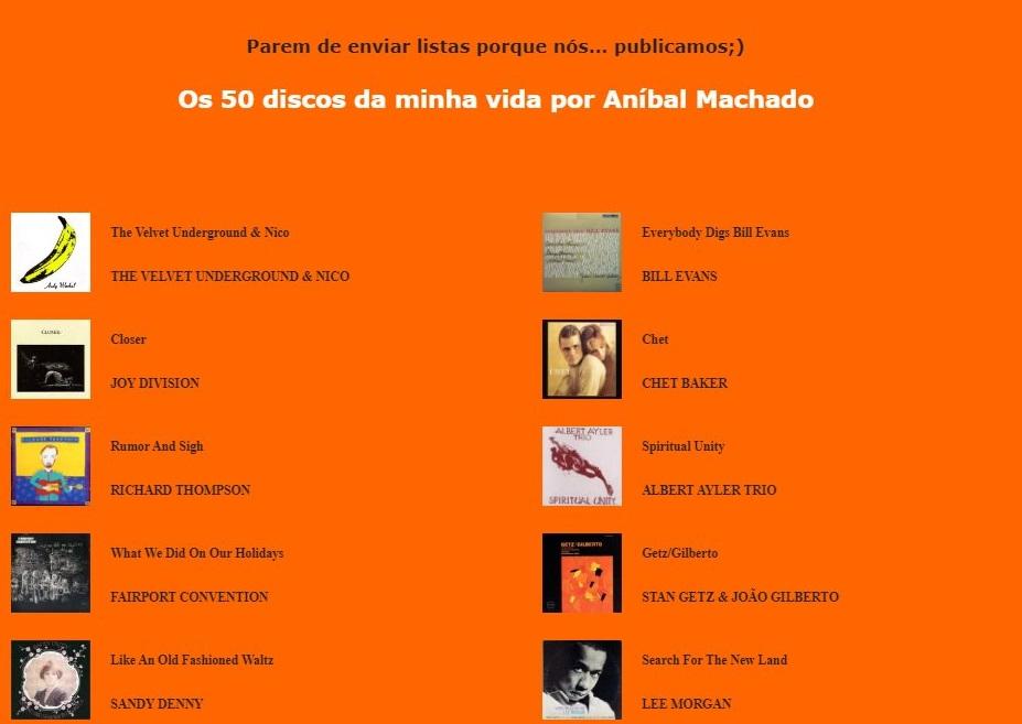 M A U - Página 3 Lista305