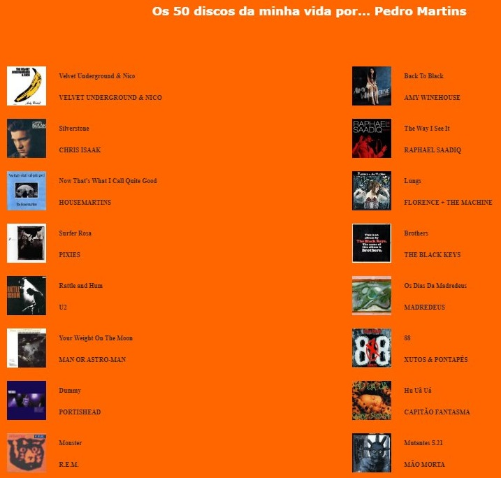 M A U Lista_12