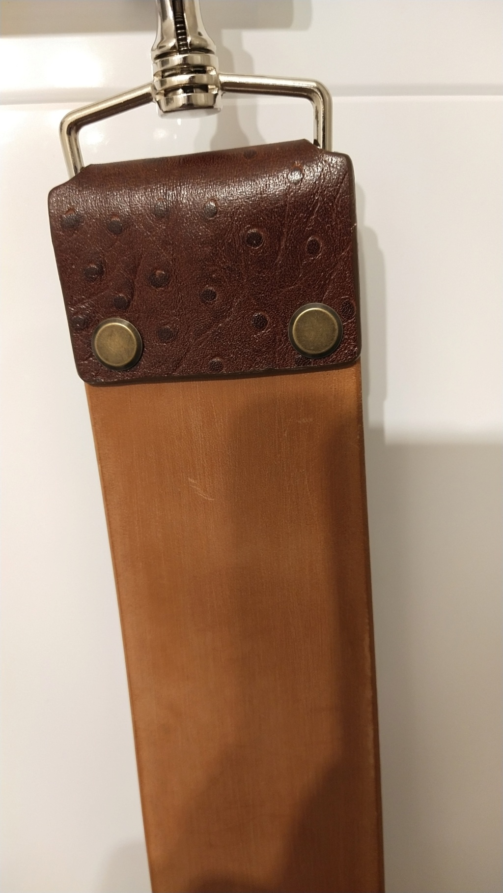 strop en cuir de cheval végétal - Page 3 Img_2214